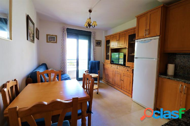 1-bedroom apartment in the center of los boliches, near the beach