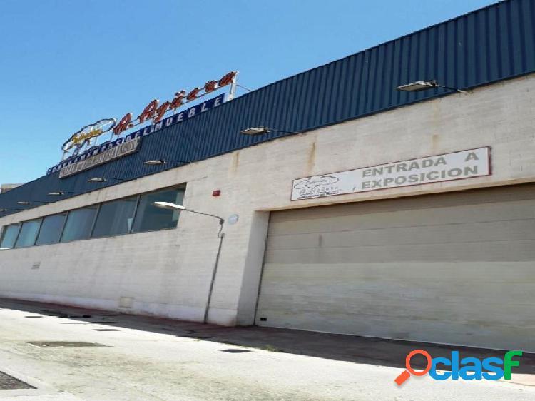 De banco - nave industrial 1.256 m2 en polígono industrial guadalhorce