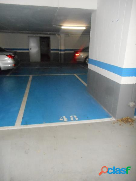 Venta plaza de garaje
