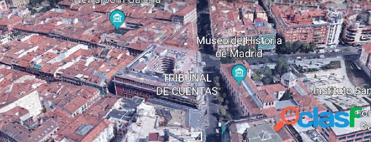 Local comercial en rentabilidad - calle fuencarral de madrid