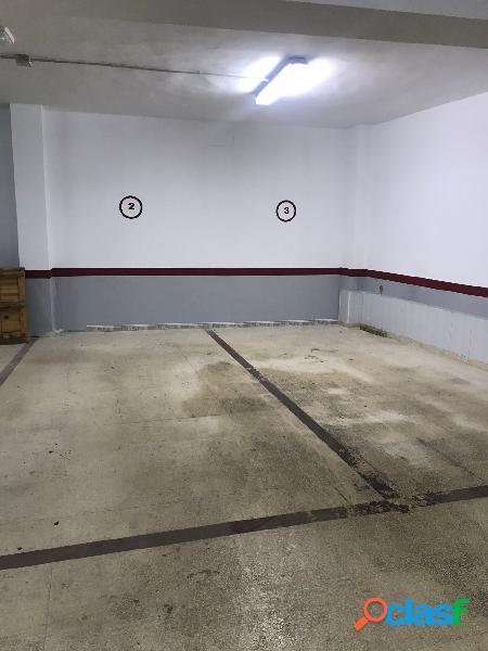 Plaza de garaje en venta en el centro.
