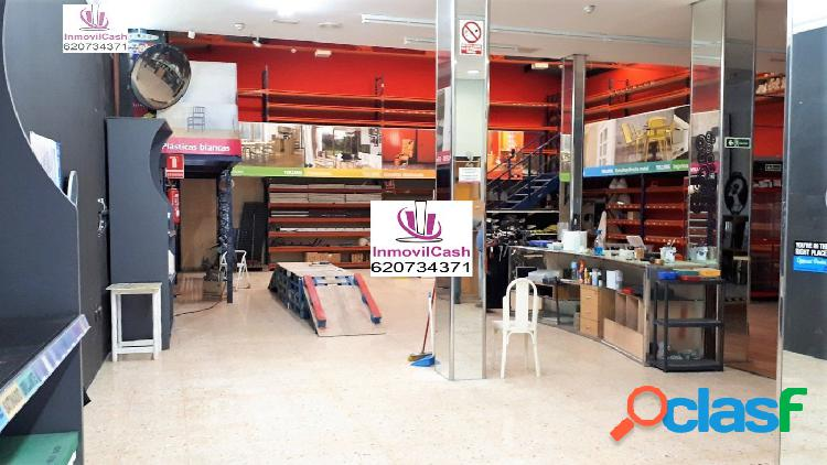 Inmovilcash vende excelente local comercial en una de las mejores zonas de alicante 228.000€