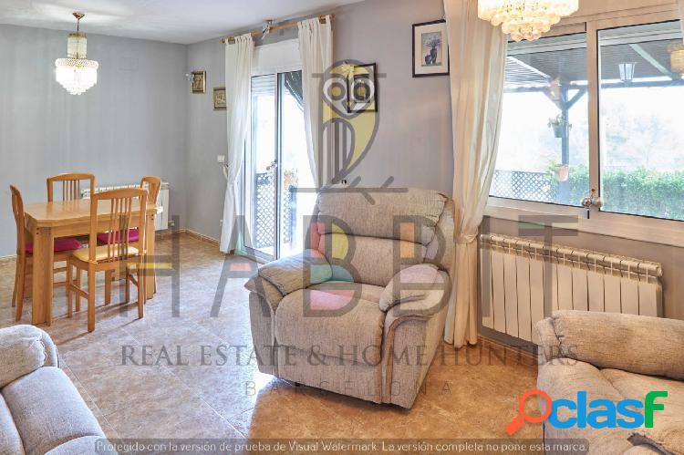 Casa en venta en olivella zona las colinas. en perfecto estado. jardín, barbacoa, ideal situación.