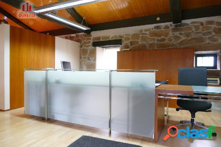 Alquiler de oficina de diseño en quintela, próxima a ourense