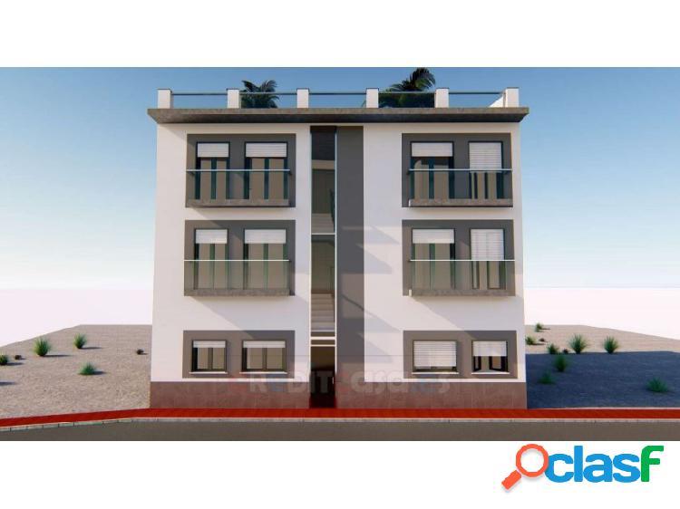Piso nuevo entrega julio 2020. 2-3 dormitorios. centro puerto de mazarrón