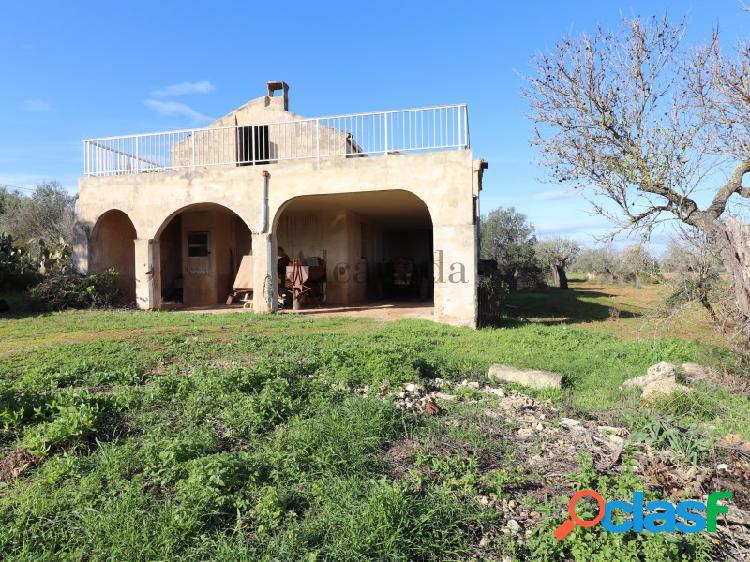 Casa para reformar con el terreno cerca de can picafort