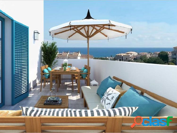 Fantástico apartamento en playa flamenca, orihuela costa