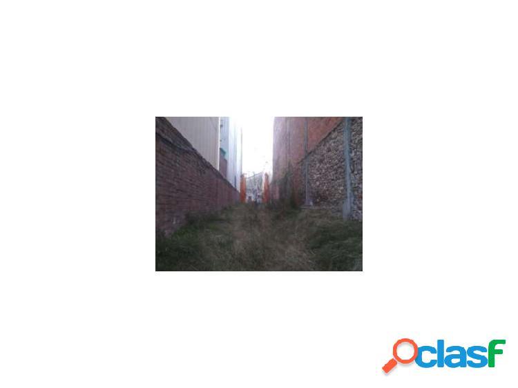 Terreno urbano en centro parets