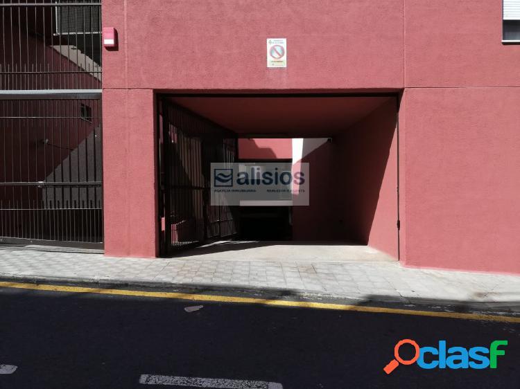Plaza de aparcamiento en la gallega