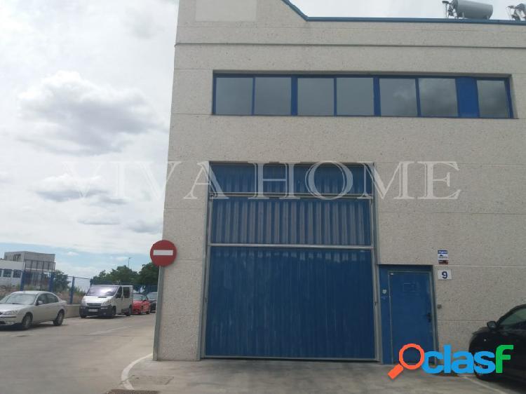 Nave industrial de 204 m2 en Rivas Vaciamadrid calle Severo Ochoa Junto a Rivas Futura