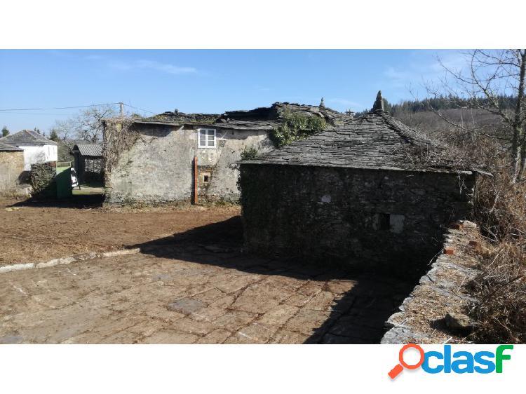 Casa para restauran con fincas
