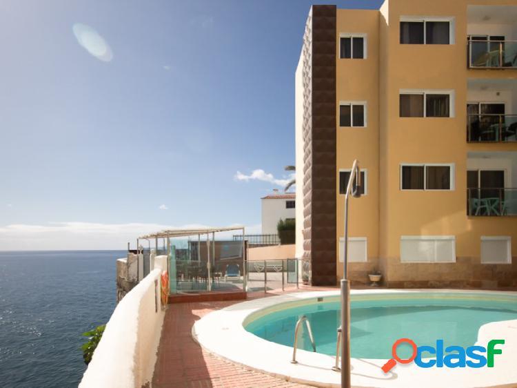 Apartamento de dos dormitorios en san agustín.
