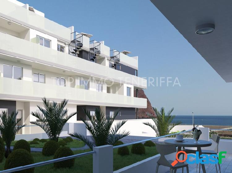 Moderno ático nuevo en un complejo residencial con piscina en la tejita - en venta