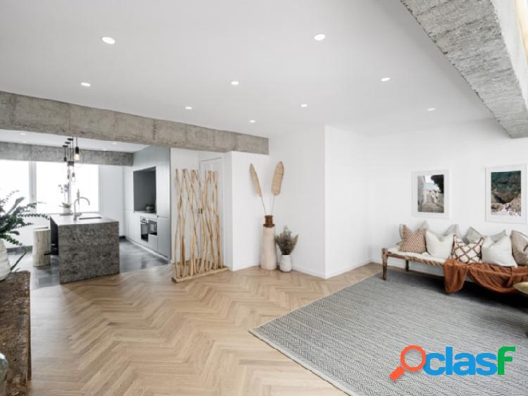 Apartamento de diseño en el barrio de santa catalina