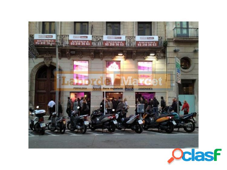 Local comercial en traspaso - c/ pelayo