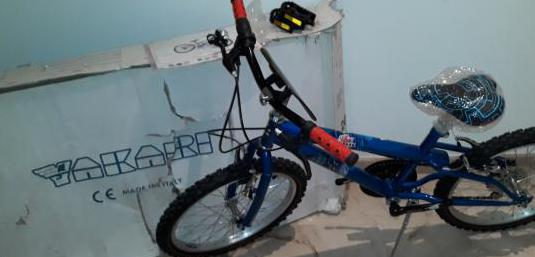 Barossa ciclomotor