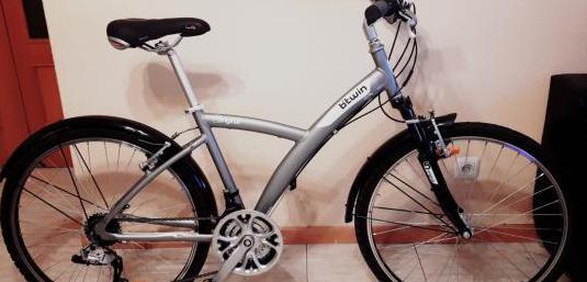 Bicicleta b'twin 5original.