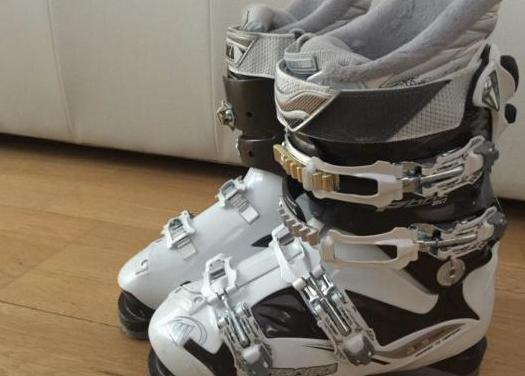 Botas esqui mujer técnica