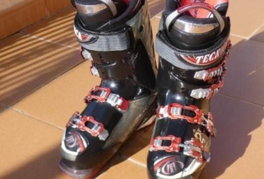 Botas esquí tecnica dragon 100