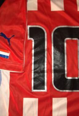 Camiseta histórica paraguay puma 2004