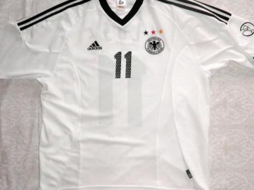 Camiseta fútbol adidas alemania klose
