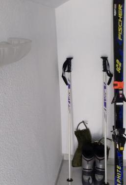 Equipo de esquí.