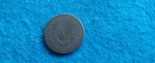 Estados unidos, 5 cent 1900