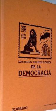 Los sellos, billetes e iconos de la democracia