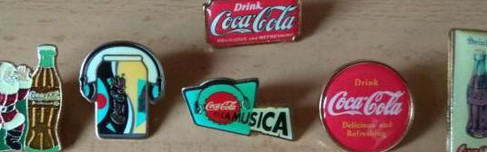 Pines antiguos coca-cola