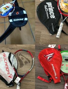 Raquetas tenis niños de 4 a 8 años