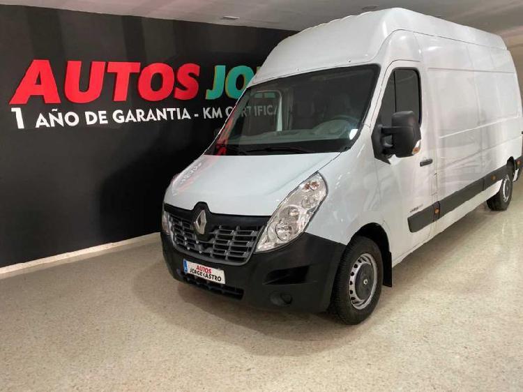Renault master 2018 diesel 145cv