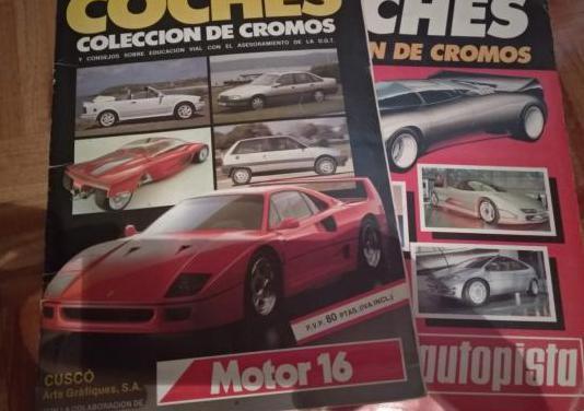 lbumes de coches años 80
