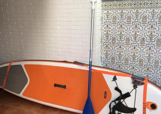 Tabla paddle surf hinchable más accesorios