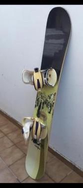 tabla snowboard burton custom