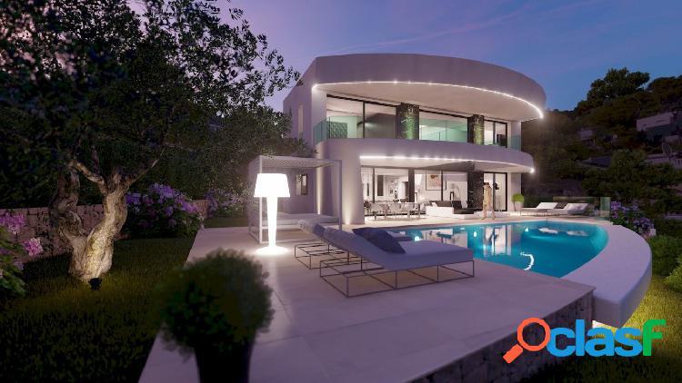 Nueva villa de lujo en venta e