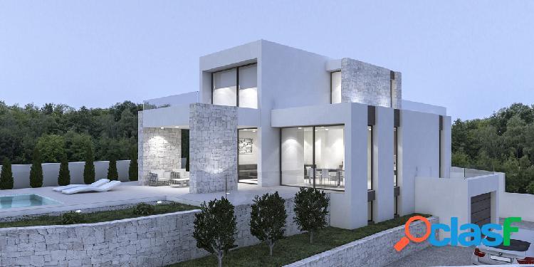 Nueva villa en venta en beniss