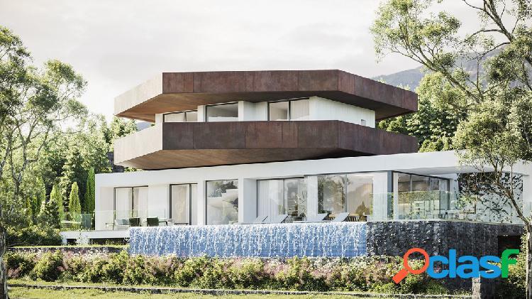 Villa de lujo en venta en alte