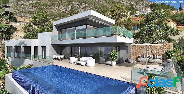 Villa moderna en venta en el p
