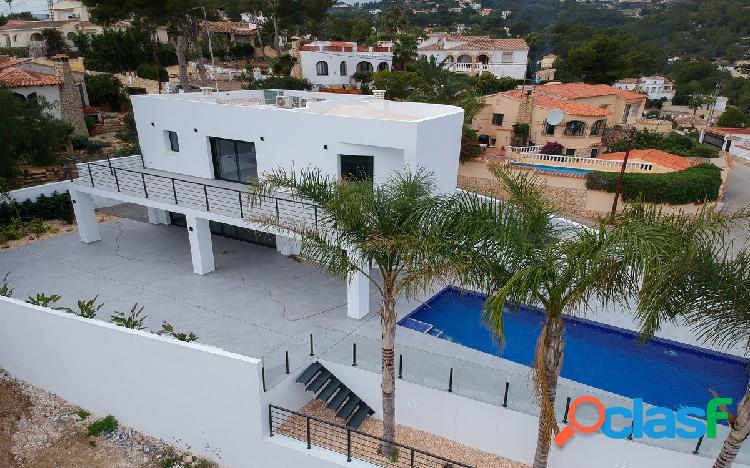 Villa nueva en venta en beniss