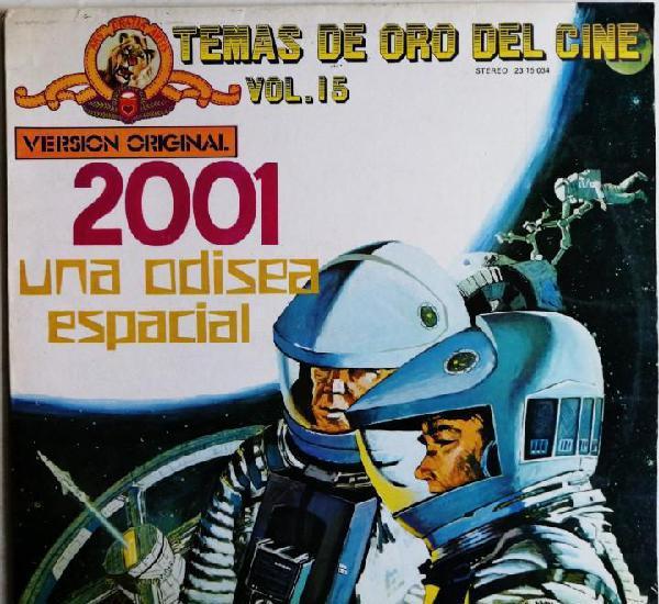 2001 - una odisea espacial (banda original del film),