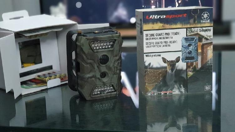 A ESTRENAR ¡VALE 117€! Cámara naturaleza/caza