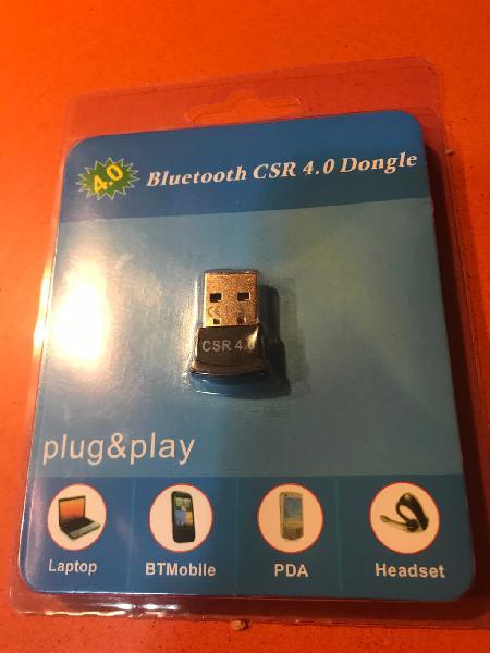 Adaptador bluetooth 4.0.