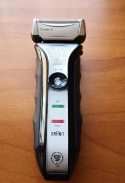 Afeitadora braun contour pro system plus litio 269