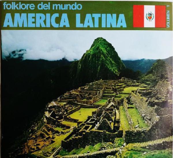 America latina, folklore del mundo – 1, barclay 13.2080/4