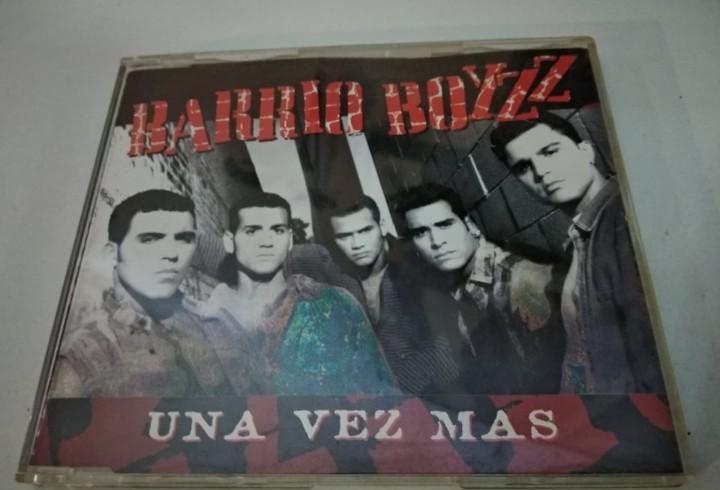 Barrio boyzz una vez más cd single 1995