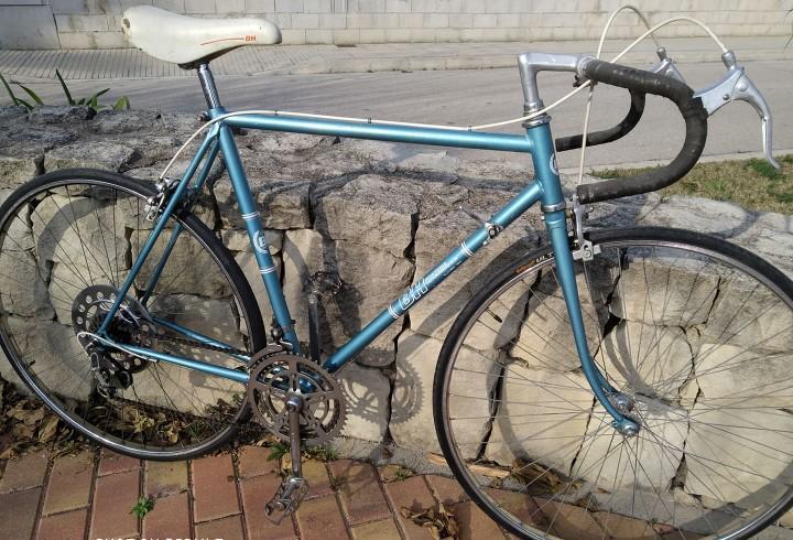 Bicicleta bh carretera clasica vintage coleccion,
