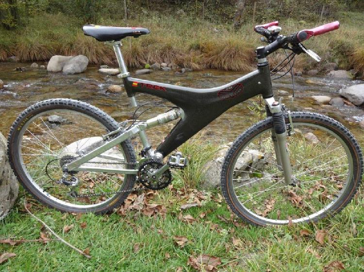 Bicicleta trek y22