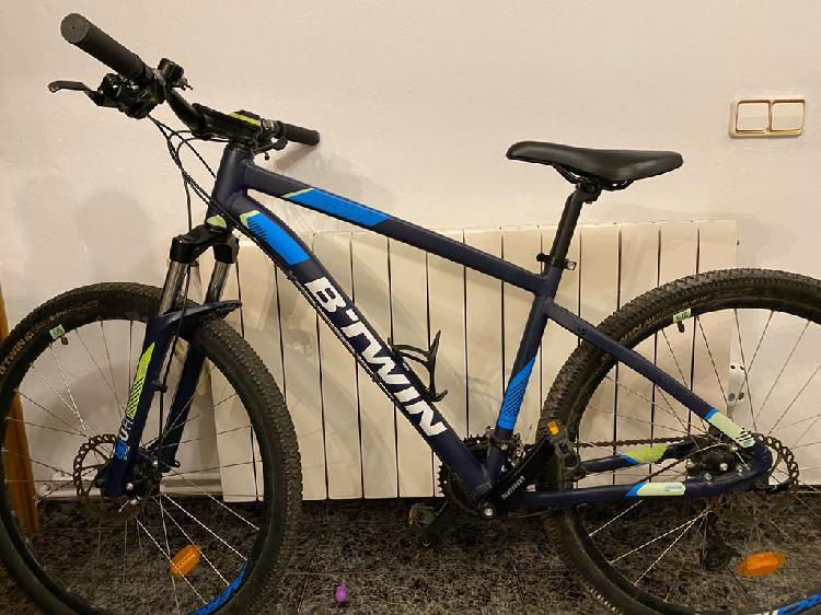 Bicicleta casi nueva!
