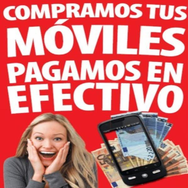 Compro tu móvil,tablet,portátiles,electrónica