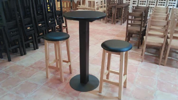 Con los mejores precios en hosteleria. mesa silla